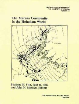 Marana Community/ Hohokam