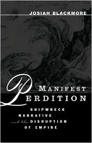 Manifest Perdition: Shipwreck Narrative and the Disruption of Empire