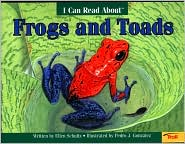 I Can Read about Frogs and Toads