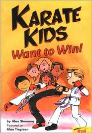 Karate Kids Want to Win!