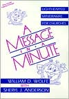 A Message in a Minute: Lighthearted Minidramas for Churches