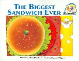 Biggest Sandwich Ever (Pair-It Books Series)