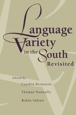 Language Variety in the South Revisited