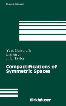 Compactification of Symmetric Spaces