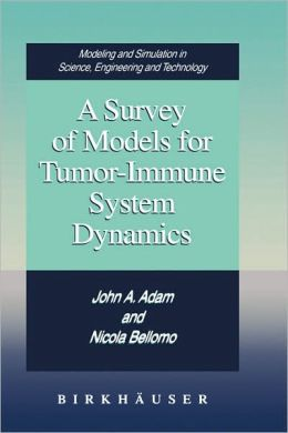 A Survey of Models for Tumor-Immune System Dynamics