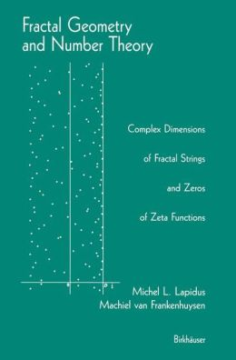 Fractal Geometry and Number Theory: Complex Dimensions of Fractal Strings and Zeros of Zeta Functions