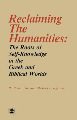 Reclaiming The Humanities