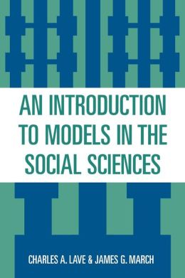 Introduction To Models In The Social Sciences