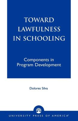 Toward Lawfulness in Schooling