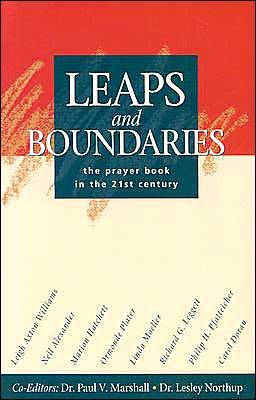Leaps and Boundaries: The Prayer Book in the 21st Century