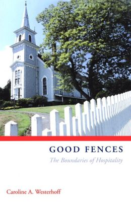 Good Fences: The Boundaries of Hospitality