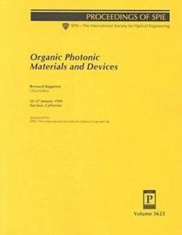 Organic Photonic Materials and Devices