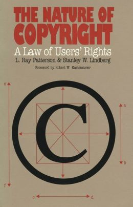 The Nature of Copyright: A Law of Users' Rights