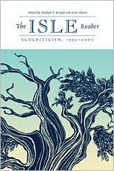 The ISLE Reader: Ecocriticism, 1993-2003