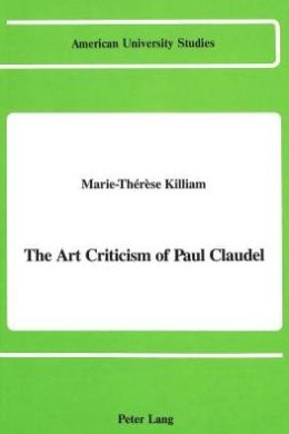 Art Criticism of Paul Claudel