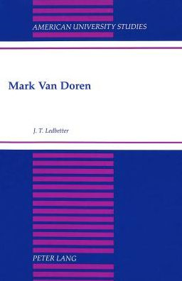 Mark Van Doren