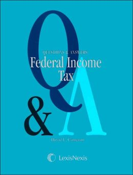 Q&A On Federal Income Tax 2005