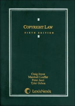 Copyright Law,2003