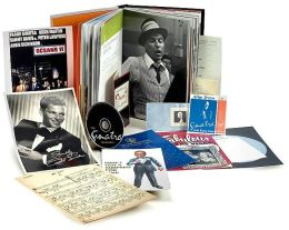 Sinatra Treasures: Intimate Photos, Mementos, and Music from the Sinatra Family Collection