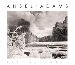 2007 Ansel Adams Engagement Calendar