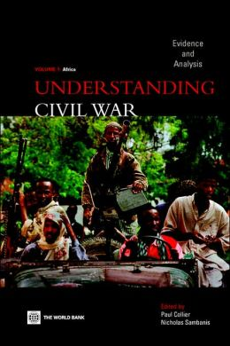 Understanding Civil War: Evidence and Analysis, Volume 1 (Africa)