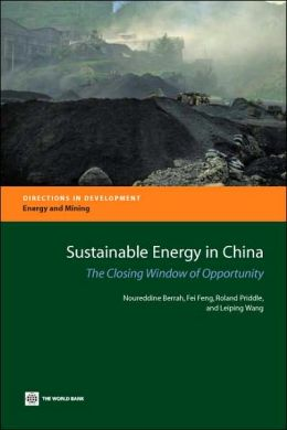 Sustainable Energy in China: The Closing Window of Opportunity