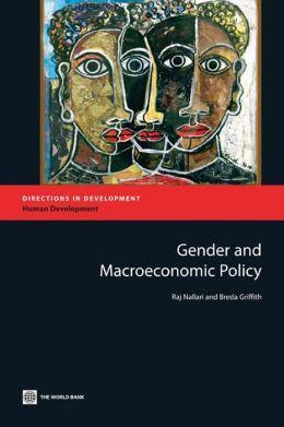 Gender and Macroeconomic Policy