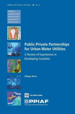 Public Private Partnerships for Urban Water Utilities: A Review of Experiences in Developing Countries
