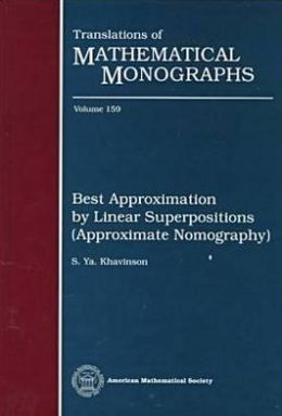 Best Approximation by Linear Superpositions (Approximate Nomography)