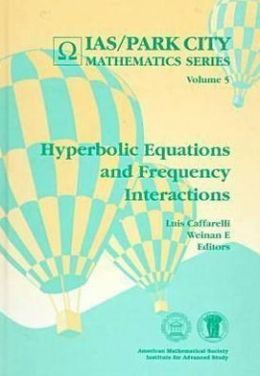 Hyperbolic Equations and Frequency Interactions
