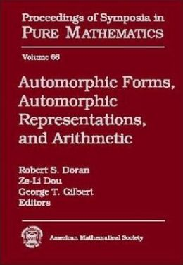 Automorphic Forms, Automorphic Representations, and Artithmetic