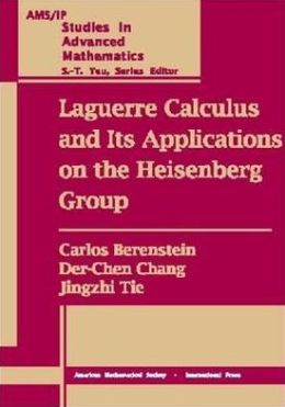Laguerre Calculus and Its Applications on the Heisenberg Group