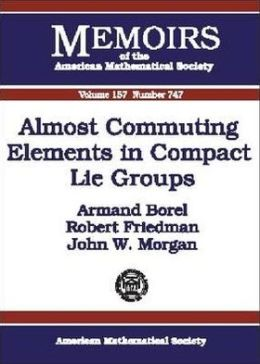 Almost Commuting Elements in Compact Lie Groups