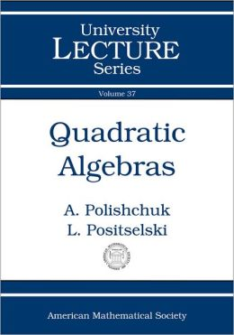 Quadratic Algebras