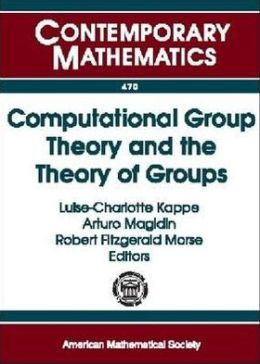 Computational Group Theory and the Theory of Groups