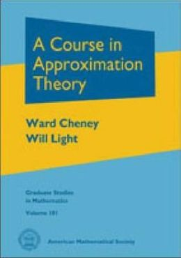 Course in Approximation Theory