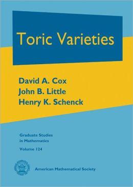 Toric Varieties