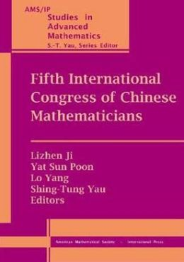 Fifth International Congress of Chinese Mathematicians