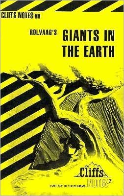 Giants in the Earth (Cliffs Notes)