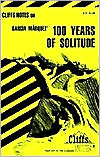 One Hundred Years of Solitude (Cliffs Notes)