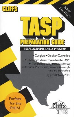 Cliffs TASP Preparation Guide