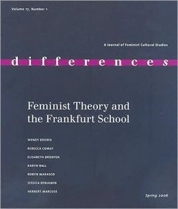Feminist Theory and the Frankfurt School
