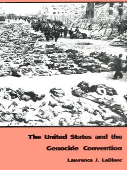 The United States and the Genocide Convention