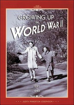 Growing up in World War II, 1941-1945