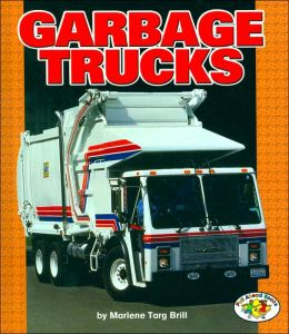 Garbage Trucks (Pull Ahead Books - Mighty Movers Series)