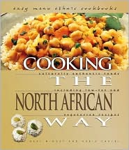 Cooking the North African Way (Easy Menu Ethnic Cookbooks Series)