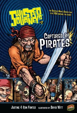 Captured by Pirates (Twisted Journeys Series #1)