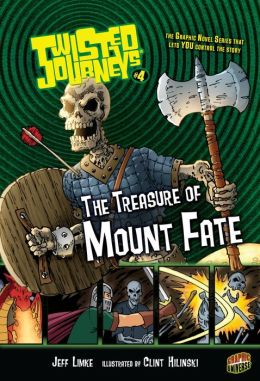 The Treasure of Mount Fate (Twisted Journeys Series #4)