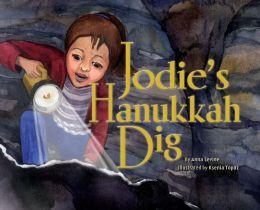 Jodie's Hanukkah Dig