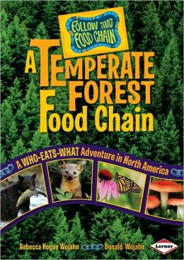 Temperate Forest: A Who-Eats-What Adventure in North America